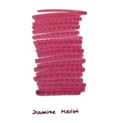 Diamine Merlot Ink Sample