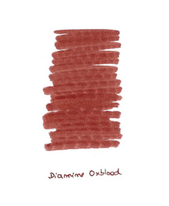 Diamine-Oxblood-ink