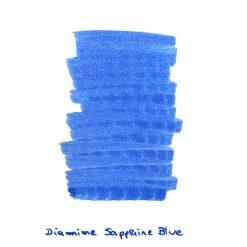 Diamine Sapphire Blue Ink Sample
