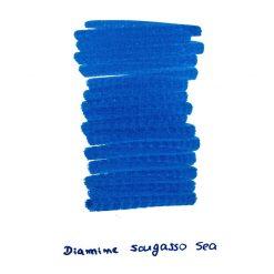 Diamine Sargasso Sea Ink Sample