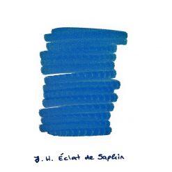 J Herbin Eclat de Saphir Ink Sample