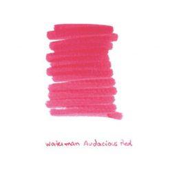Waterman-Audacious-Red
