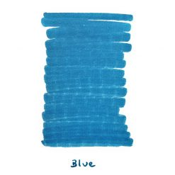 InexPens Blue Ink Sample