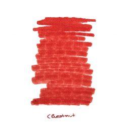 InexPens Chestnut Ink Sample