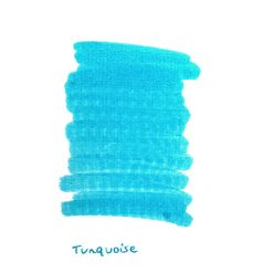InexPens Turquoise Ink Sample