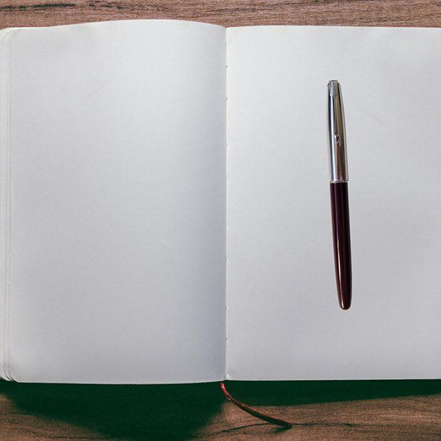 Writing with Hero-616-Fountain-Pen
