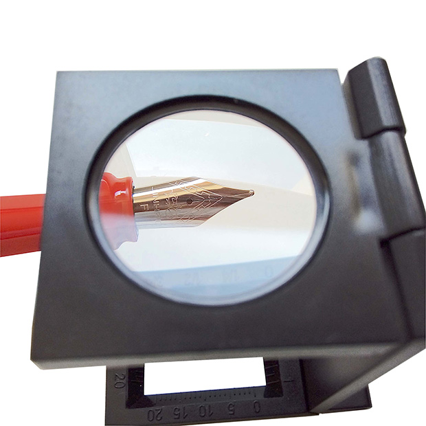 Folding Magnifying Glass / Loupe