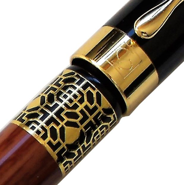 Luoshi-530-Fountain-Pen-Trim-Details