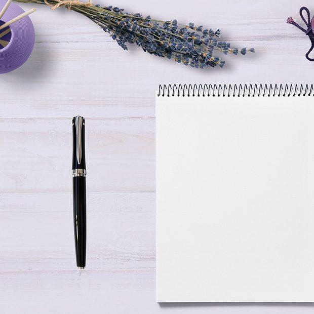 Writing with Baoer-3035-Fountain-Pen