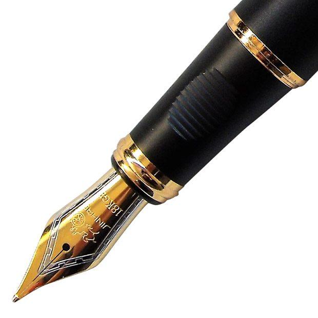 Jinhao-X450-Fountain-Pen-Writing