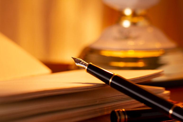 fountain-pen