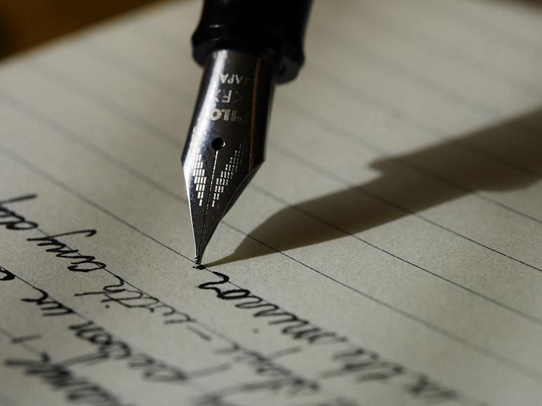 fountain-pen---write-a-letter