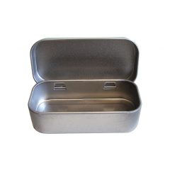 Metal Storage Box Case (Rectangular Organizer)