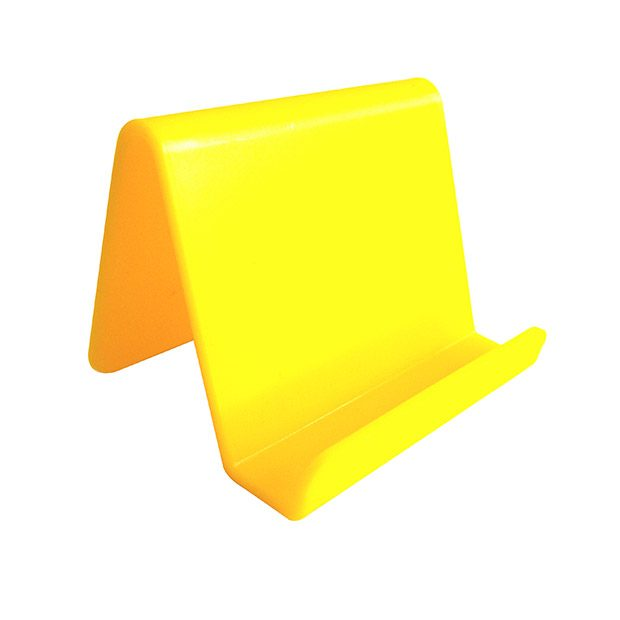 Yellow-SmartPhone-and-Tablet-Display-Holder