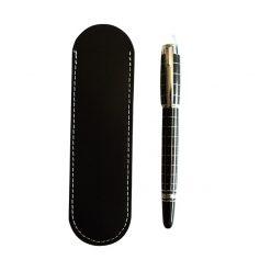 Leather Pen Sleeve
