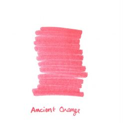 InexPens Ancient Orange Ink Sample