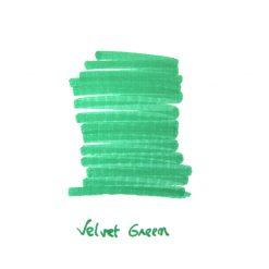 InexPens Velvet Green Ink Sample
