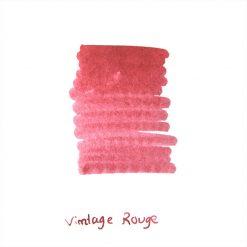 InexPens Vintage Rouge Ink Sample